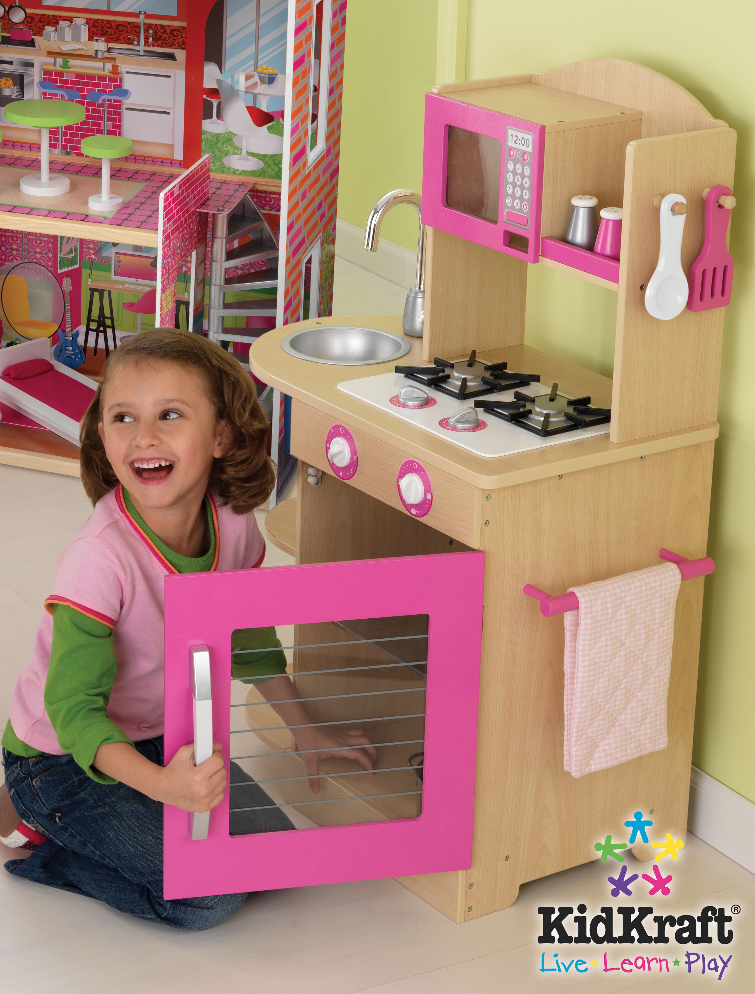 Детская игрушка для девочки своими руками